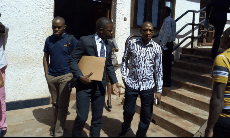 City Hall Magistrate Threatens to Dismiss Gen.Kayihura,Journalists Case as She Adjourns for The 7th Time!