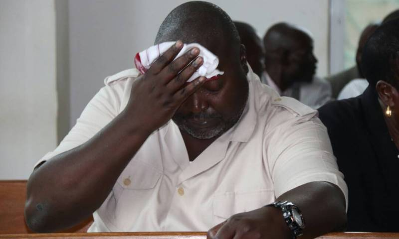 Partial Relief? Supreme Court Releases Former NSSF Boss Chandi Jamwa On Bail!