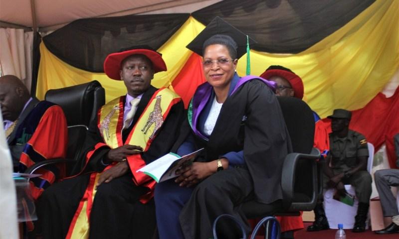 Bukedea Woman MP Graduates