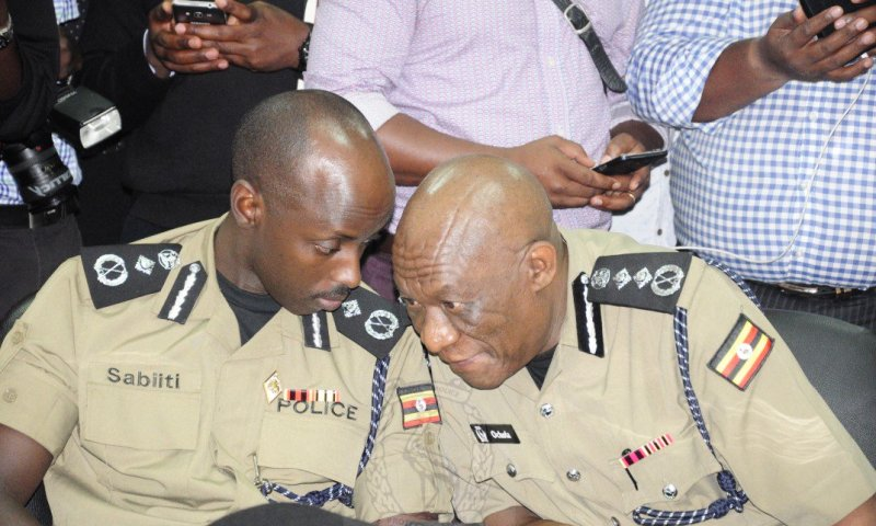 Dealing With Gen.Kayihura's 'Kawukuumi' In The Force: IGP Ochola Orders For Police Head Count!