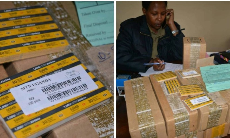 Four Held For Faking MTN Airtime Scratch Cards