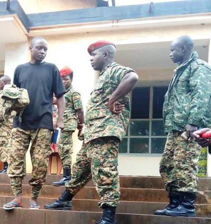 Army Boss Arrested,Dismissed  For Selling 1314 Bullets To Al-Shabab Terrorists!