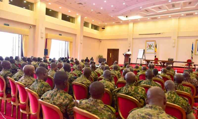 President Museveni: No One Will Shed A Tear For Crushed Criminals