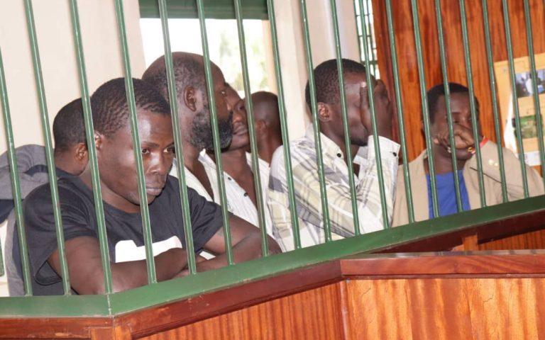 Court Remands Six Over Murder, Kidnap