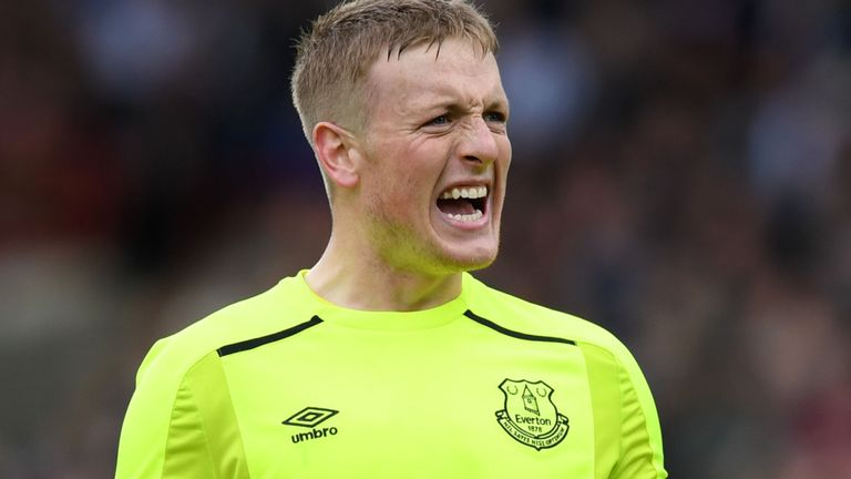 Chelsea Eye Pickford As Thibaut Courtois Replacement