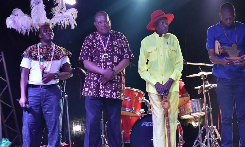 Grief Engulfs Pan African Pyramid Family As It Pays Tribute To Fallen Staunch Member-Professor Kajabago Karusoke