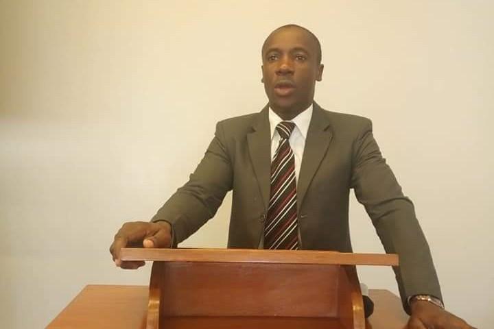 The Pan-African Pyramid Hosts Kenya's Renown International Motivational  Speaker