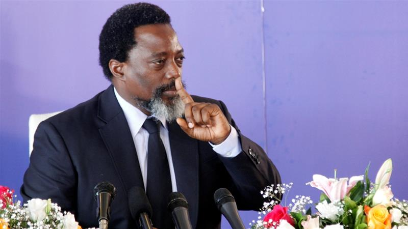 Congo's Kabila Will Not Stand For Election In December, Little Known Shadary To Represent Ruling Party