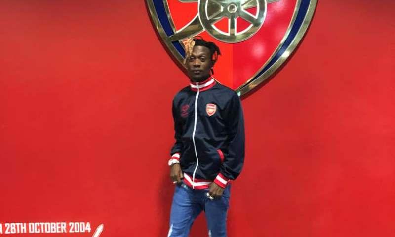 Arsenal F.C Signs Up Uganda's Fik Fameica!