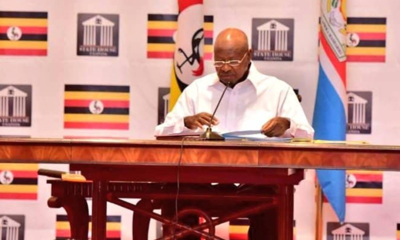 Full Speech: Here Is President Museveni's Four Hr Long National Address That Will Solve Spate Of Murders In City