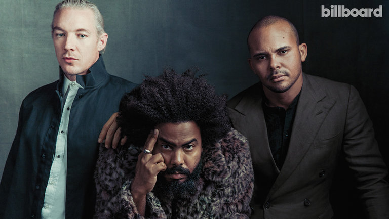 America's Trio-Major Lazer To Shut Down Kampala At Club Rave Sound System