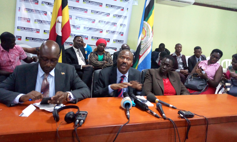 We Have Given FDC An Opportunity To Re-Brand-Gen.Muntu