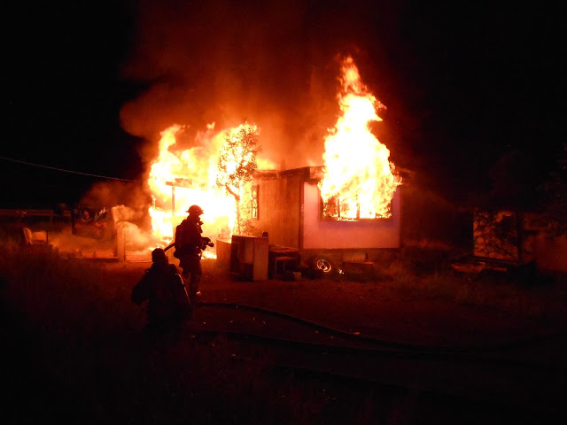 Entebbe Deadly Fire Outbreak Kills One