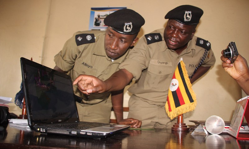 Police Boss Survives Assassination!
