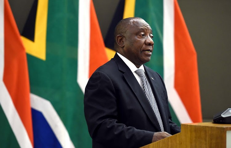 President Ramaphosa Okays Special Investigating Unit (SIU) On Gov't Contracts, To Begin With Water Dep't!!