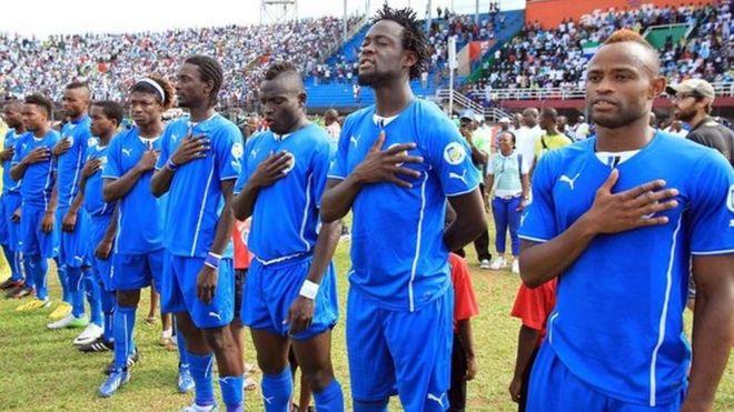 FIFA Ban Jeopardizes Sierra Loene's AFCON Matches Against Ghana