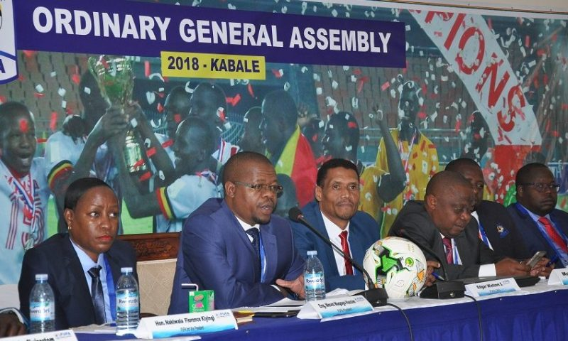 Key Deliberations From The 94th FUFA Ordinary Assembly