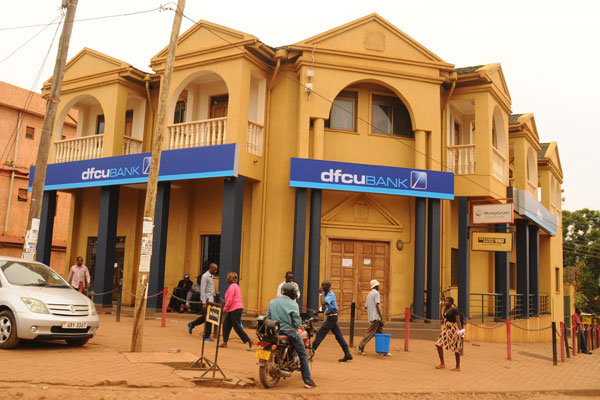 Don't Divert US,Explain The Anomalies Instead: DFCU Customers Rubbish Sabotage Claims By Sudhir