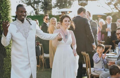 Rapper GNL Zamba Weds Longtime Girlfriend Miriam Tamar