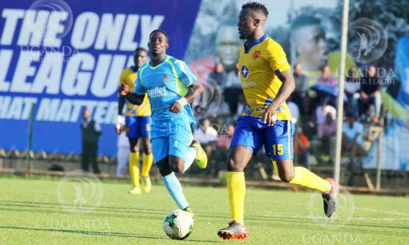 KCCA Pass Up Opportunity To Go Top Of League