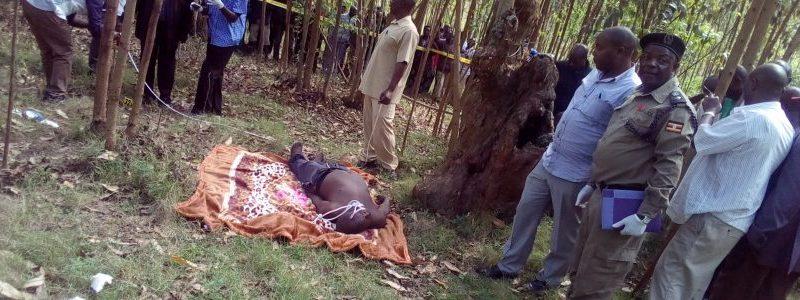 Mutara Sub County Chairman Murdered,Hanged!