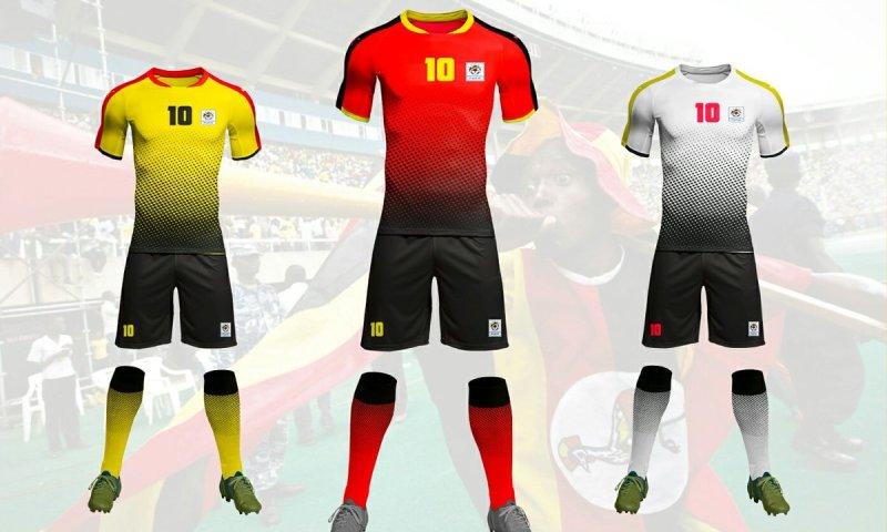 Uganda Cranes To Unveil Newly Designed Jersey Against Lesotho