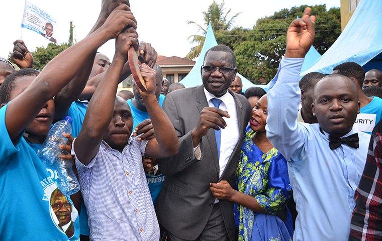 Police Okays FDC President POA Home Coming Ceremony