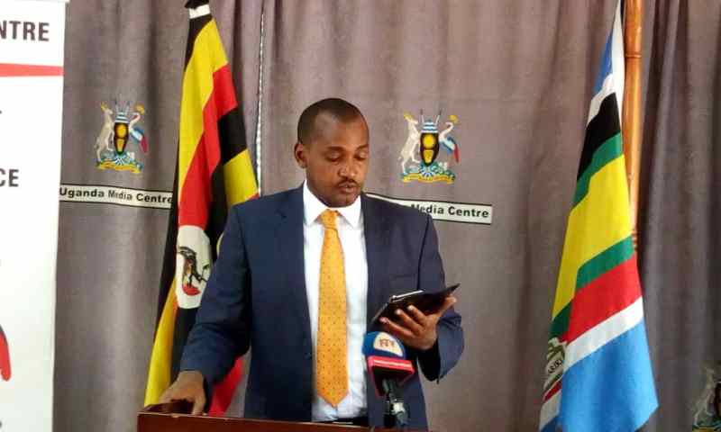 Stop Targeting Museveni If You Are To Capture Power, Frank Tumwebaze Tips Opposition