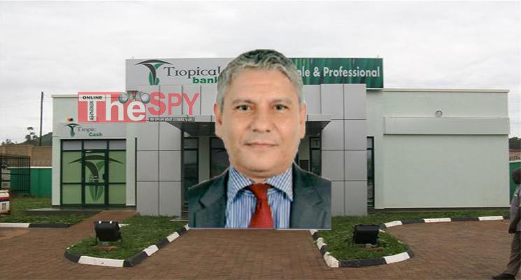 Tropical Bank MD Kreshi Mahmud Sacked Over Incompetence!