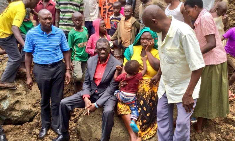 Bududa District Leaders Accused Of Misappropriating Relief Items