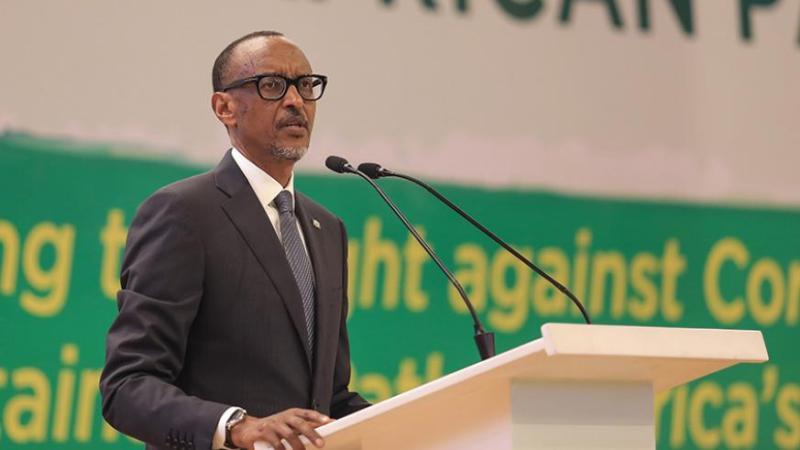 African Legislators Meet In Kigali For Pan-African Parliament