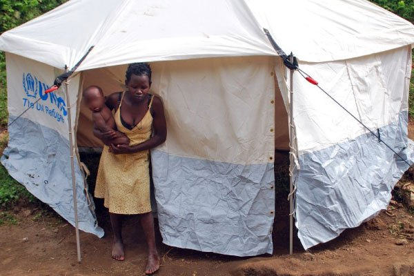 We Are Living A Miserable Life At The Camp – Bududa Mudslide Victims