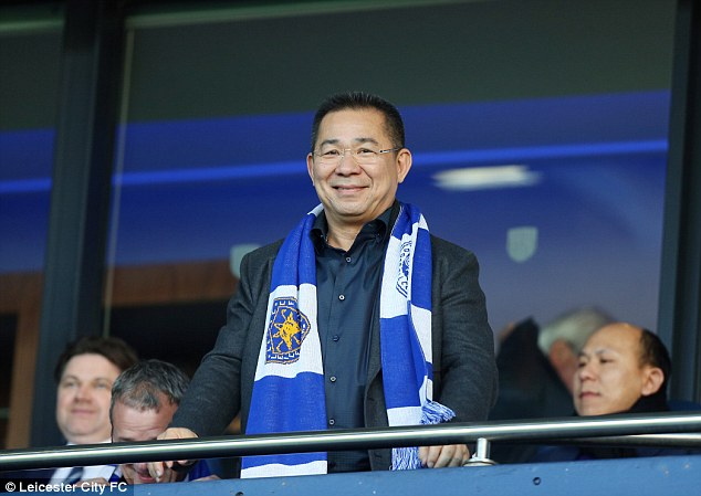 Leicester City Owner Feared Dead In Helicopter Crash