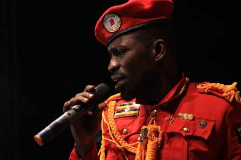 Police Arrests 80 Suspects At Bobi Wine Kyarenga Concert!