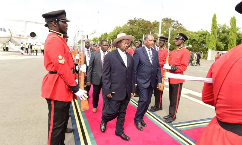 President Museveni Cancels EAC Summit