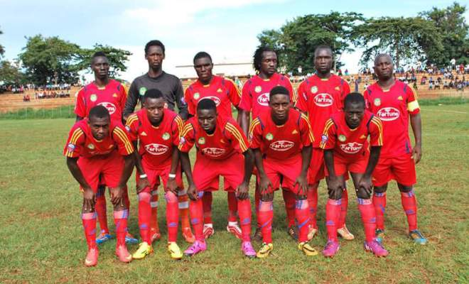BUL FC Hit 4 Past Ndejje University FC