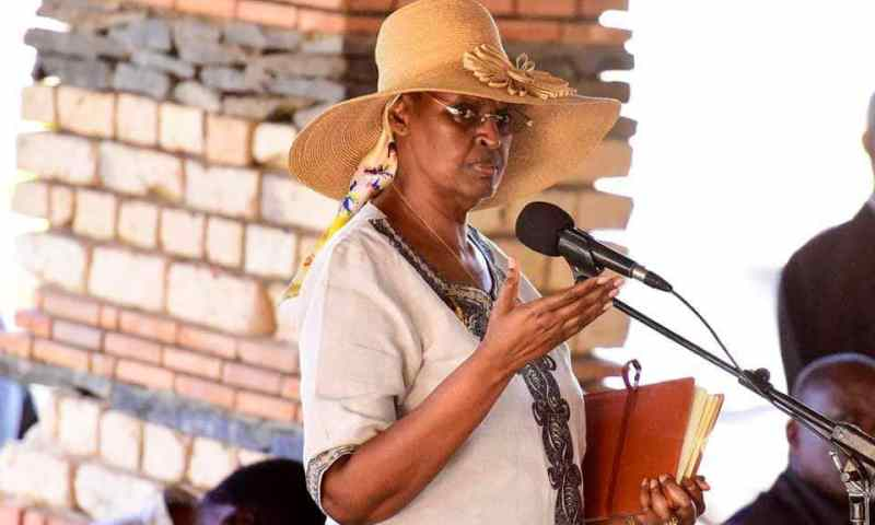 We Shall Arrest Those Who Burnt Our Children-Janet Museveni
