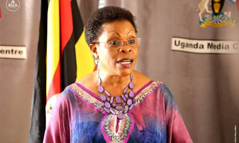 Panic As Min. Kamya Demands For KCCA Audit