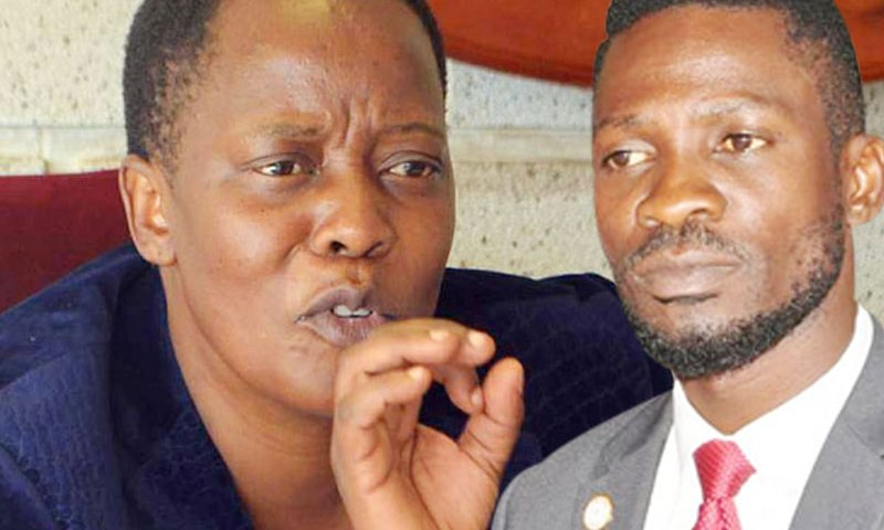 I Feel Energized By Hon Kyagulanyi, Victory Will Come Our Way In 2021 – Nambooze