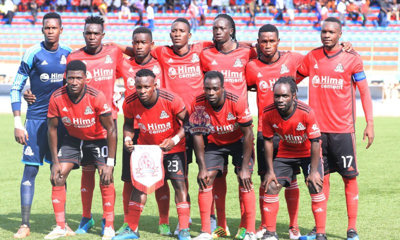 Vipers Out To Arrest Police FC At St Mary's Stadium, Kitende