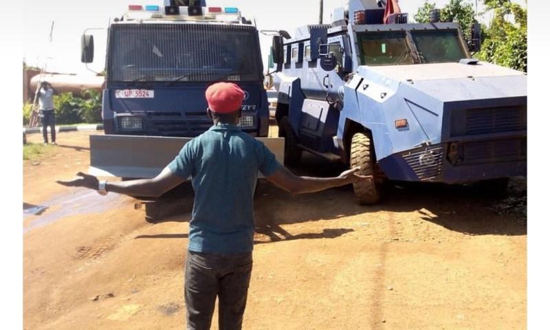 Update On Bobi Wine Busabala Show, Police Heavily Deploy To Block Show