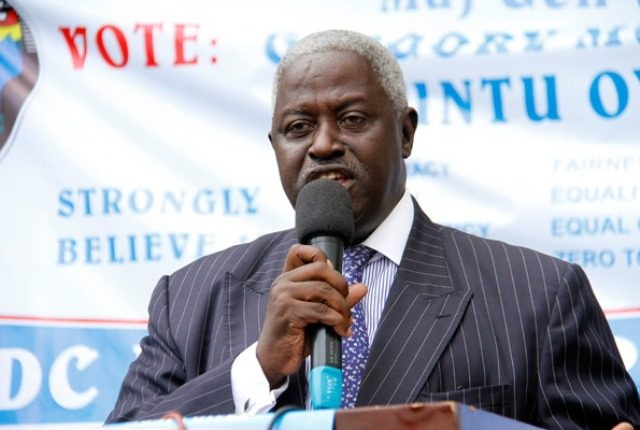 FDC To Unveil Committee Of Elders To Help In Advising The Party