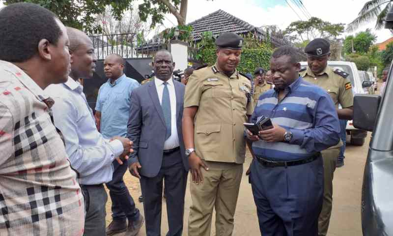 Police Dispatch Team To Late Muhangi's Home For Investigations