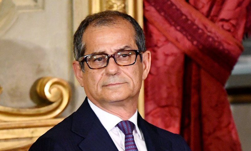 Europe's Future Lies in Africa –Italian  Finance Minister
