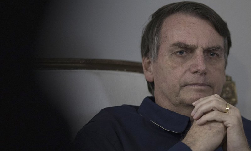 Bolsonaro Sworn In As President, Vows Alignment With US