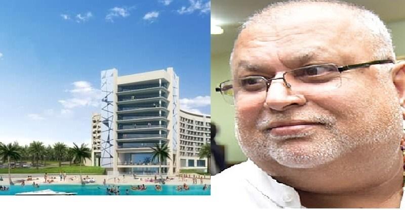Tycoon Sudhir Unveils US$100M Multibillion Swanky Hotel!