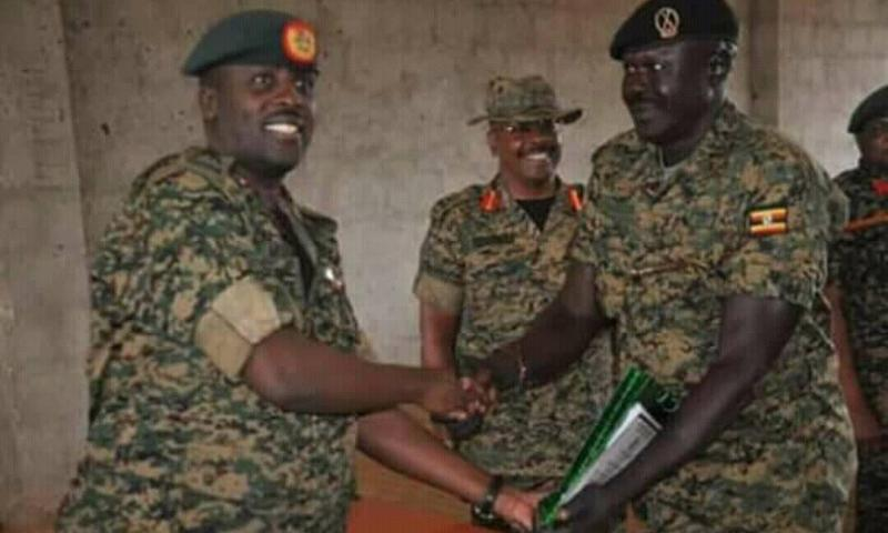 UPDF Soldiers Return From Somalia, Equatorial Guinea