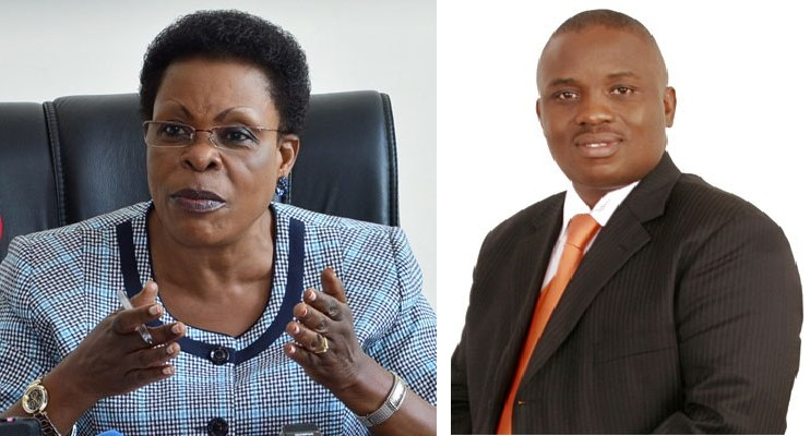 Lord Mayor Lukwago, Min Kamya  Clash  Over KCCA Law Enforcement Operations