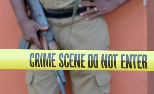 Fear As Police Officer  Is Slaughtered, Gun Stolen