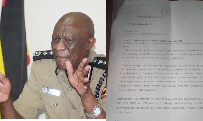 Top City Surveyor, Police Officers Cited In Land Grabbing Scandal